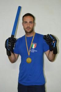 Andrea Rollo_Europei GSBA