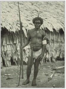 Cartolina filippina 1899 mod