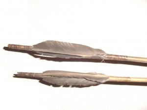 Dettaglio penne