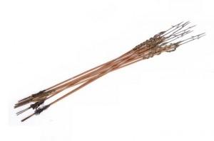 Frecce da pesca con punte amovibili