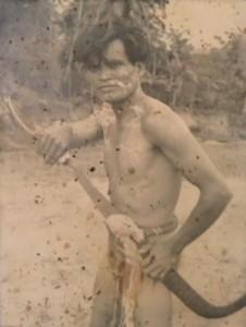 Guerriero Panay Dolfo Pinatasan