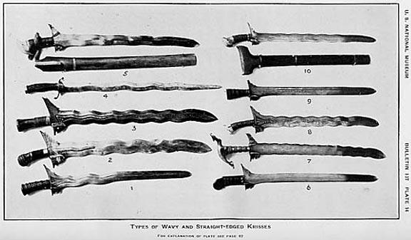 Risultati immagini per Kalis (arma)