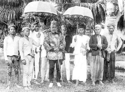 Sultano Mangigin di Maguindanao 1899-1901
