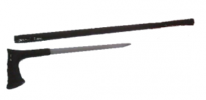 Sword cane - bastone animato