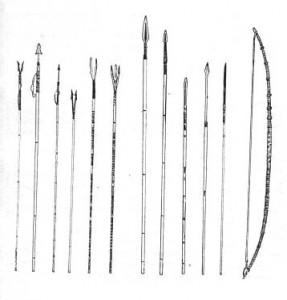 arco e frecce Bina-ay
