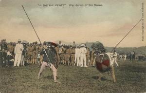 Moro war dance
