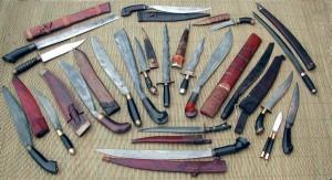 Armi da taglio di Luzon