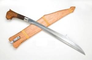 "Banyal - Riproduzione realizzata da ""TraditionalFilipinoWeapons"" di Ron Kosakowski. www.filipinotraditionalweapons.com"