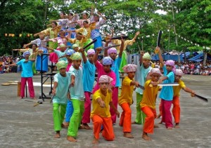 Pandayan Festival in Badiangan
