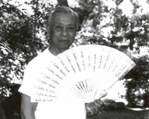 Leo Giron - Abaniko del maestro