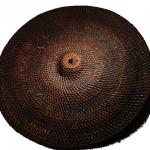 Antico taming in sawali (rattan intrecciato)