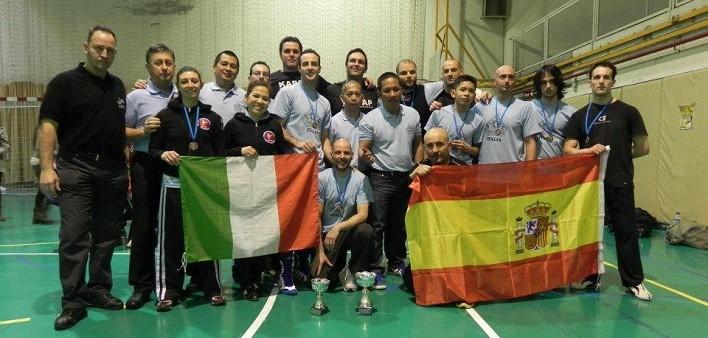 Campionato Internazionale di Kali Eskrima