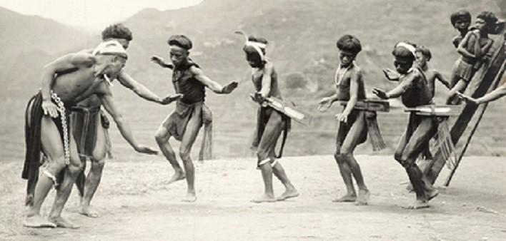 Danza cerimoniale Ifugao - Pinahig