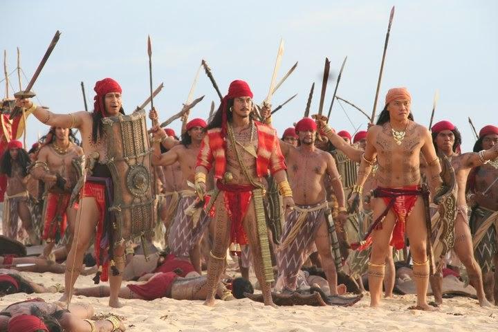 Guerrieri filippini del periodo precoloniale