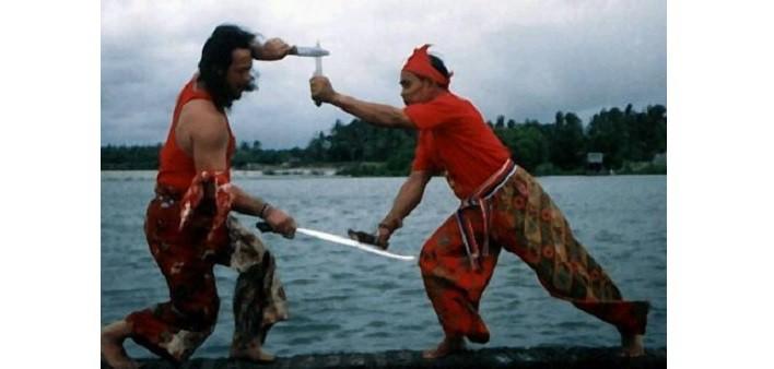 "Espada y Daga - Inocencio ""Sioux"" Glaraga e Jerson ""Nene"" Tortal Sr"