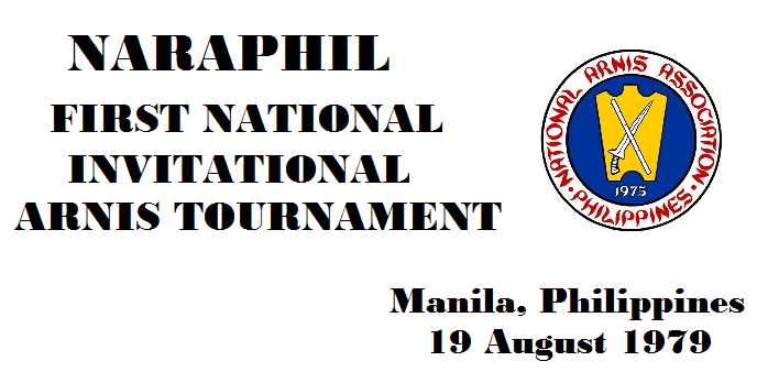 First National Invitational Arnis Tournament