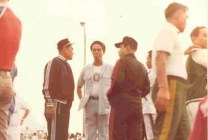 Gen Fabian Ver (Presisdente NARAPHIL) e Romy Mascardo del Gruppo Linking Maharlika