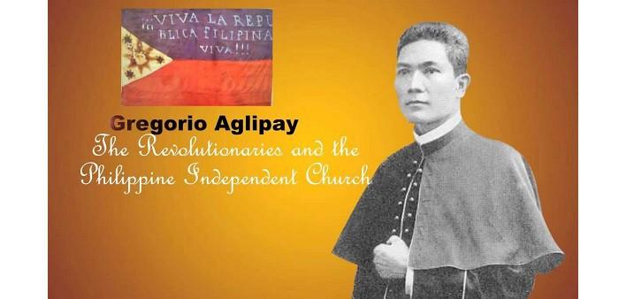 Frate Gregorio Aglipay, padre della Chiesa Filippina Indipendente e noto Escrimador