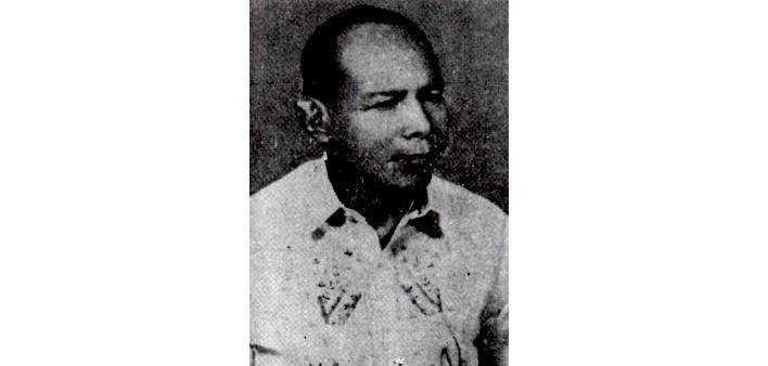 Placido Yambao - Autore del primo libro sulle arti marziali filippine