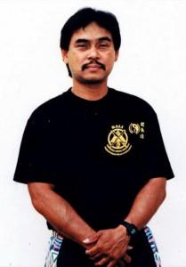 Ted Lucaylucay del sistema Panantukan