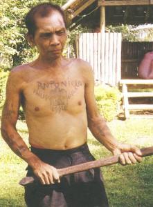 Antonio Baribar del Baribar Eskrima