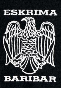 Logo dell'Eskrima Baribar di Antonio Baribar