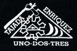 Logo del Tajada Enriquez Uno-Dos-Tres