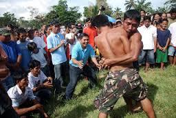 Buno - lotta tradizionale filippina