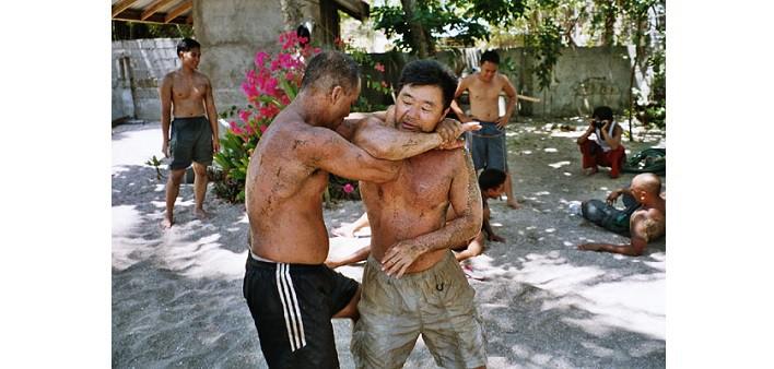 Buno - lotta in piedi filippina