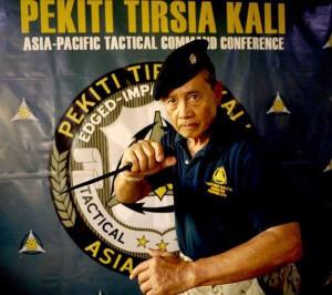 Leo Tortal Gaje Jr - Pekiti Tirsia Kali