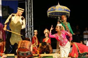 Danza Singkil - Principe Bantungan
