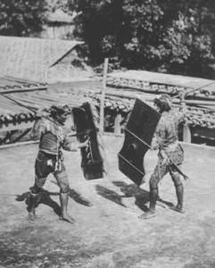 Bagobo - Danza della guerra