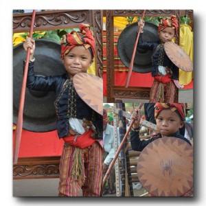 Bambino Yakan - Danza Tumahik