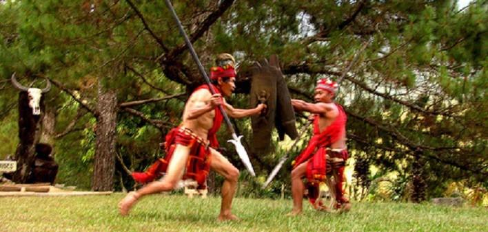 Ifugao - Danza della guerra