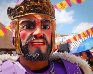 Maschera - Festival dei Moriones